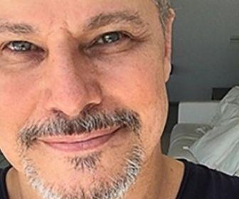 Confirmado em À Flor da Pele, Edson Celulari vence luta contra câncer