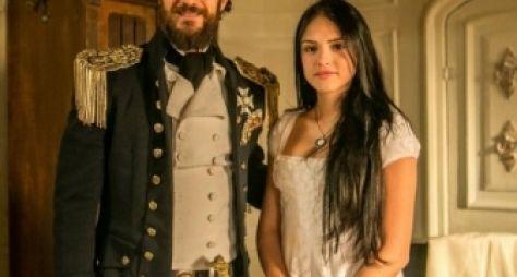 Novo Mundo: Vilão vai se apaixonar de verdade pela mocinha