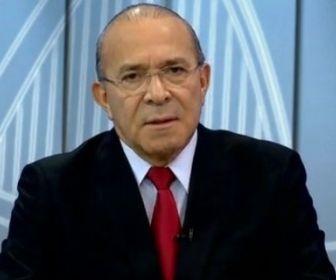 Entrevista com ministro da Casa Civil dá traço de audiência na RedeTV