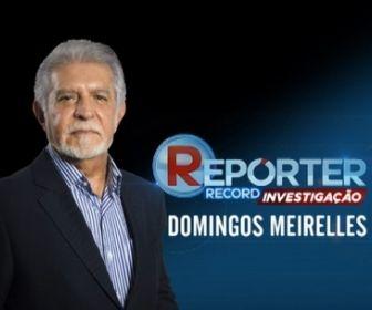 Record TV renova contrato de Domingos Meirelles