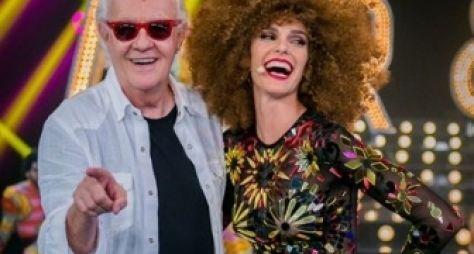 Betty Faria e Ney Latorraca são os convidados do Amor & Sexo