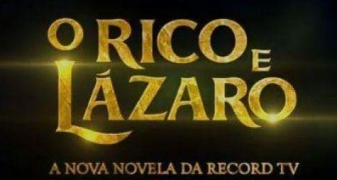 Confira a chamada de estreia de O Rico e Lázaro