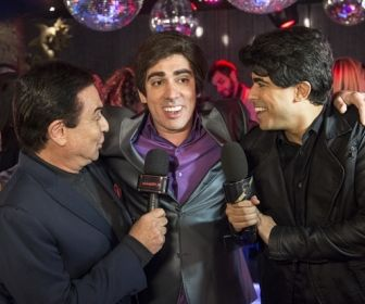 Tá no Ar: TV na TV tem participação especial de Amaury Jr.