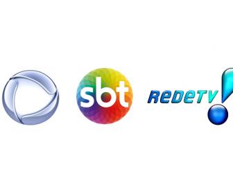 SBT, Record e RedeTV! se unem em campanha do desligamento do analógico