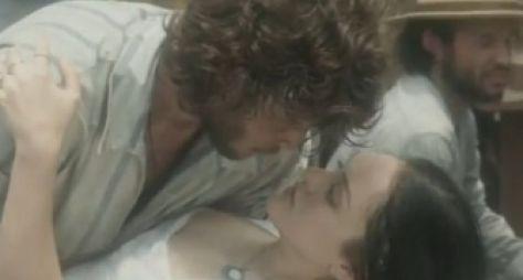 Vídeo: As primeiras cenas de Isabelle Drummond e Chay Suede em Novo Mundo