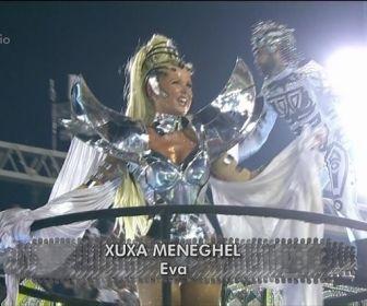 """Xuxa comenta aparição relâmpago na Globo: """"Me deixou muito mal"""""""