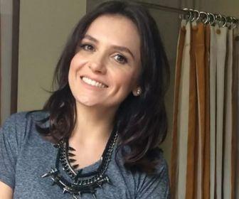 """Monica Iozzi fala da parceria com Tony Ramos:""""Inacreditável!"""""""