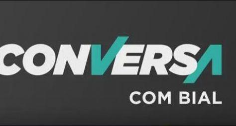 Globo altera a logomarca do Conversa com Bial