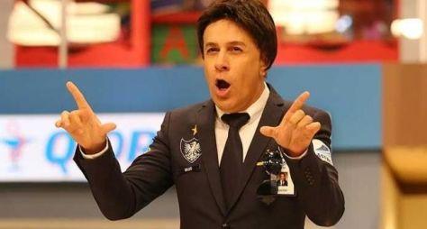 Tom Cavalcante não gravará a próxima temporada da Escolinha