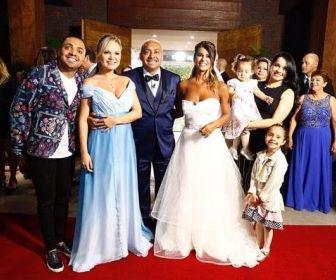 Eliana realiza casamento surpresa para Tiririca neste domingo (29)