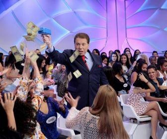 Silvio Santos comanda a grande final do Levanta-te no Programa Silvio Santos