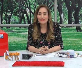 Sônia Abrão comemora 11 anos do A Tarde é Sua