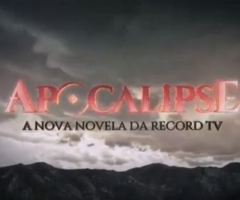 Record TV divulga primeiro teaser de Apocalipse