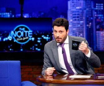 The Noite com Danilo Gentili vence Programa do Porchat pela 44ª vez consecutiva