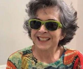 Betty Faria anuncia que está chegando em A Força do Querer
