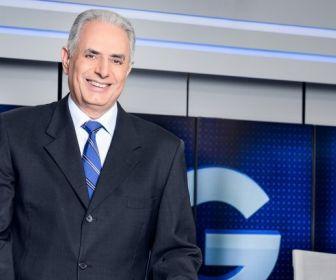 William Waack não tem data para retornar ao Jornal da Globo