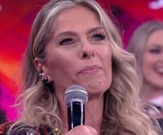 """""""Nunca desisti e cheguei até aqui"""", diz Adriane Galisteu sobre a Globo"""