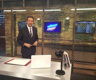 Reprise de reality policial triplica audiência da RedeTV!