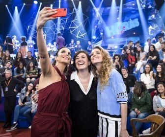 Lília Cabral, Ivete Sangalo e Carol Duarte são as convidadas do Altas Horas