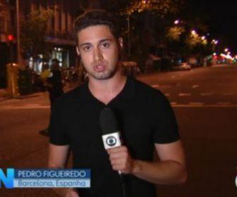 Cobertura sobre atentado terrorista na Espanha turbina Ibope do JN