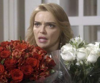 Titina em cena de A Lei do Amor. Foto: Globo
