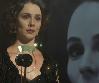Miriam Freeland em cena de Tempo de Amar/Globo