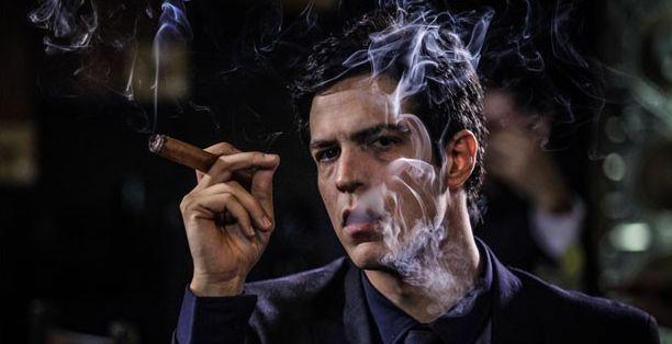 Mateus Solano é Félix, o vilão da próxima novela das 21h. Foto: Divulgação/TV Globo