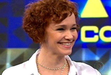 Julia Lemmertz será a protagonista da próxima novela de Manoel Carlos. Foto: Reprodução/TV Globo