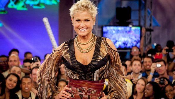 Xuxa trava uma batalha judicial com Band