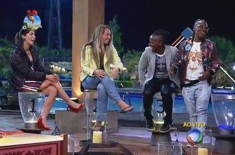 Heloisa Faissol, Cris Mort�gua e Pep� e Nen�m s�o indicadas para a Ro�a