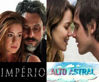 Audi�ncias: novelas da Globo surpreendem nesta sexta (14)