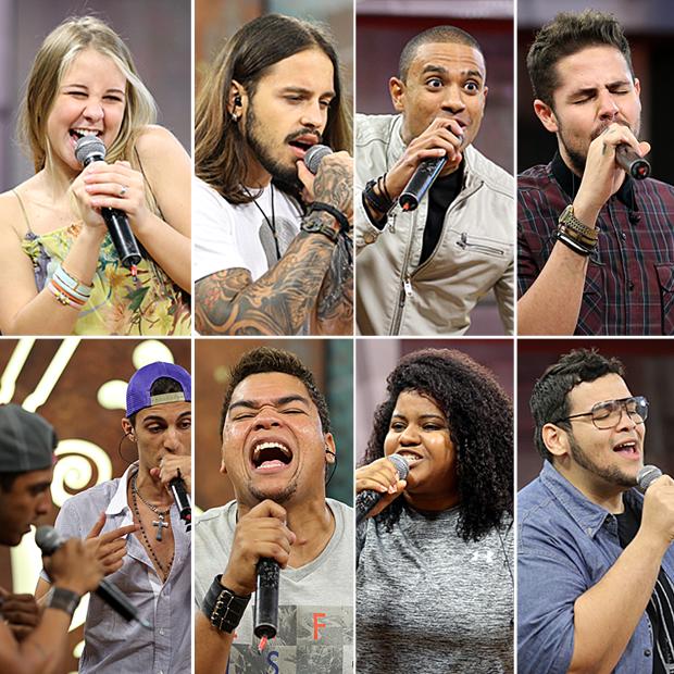 The Voice Brasil 3x13 � Semifinais (TOP 8)