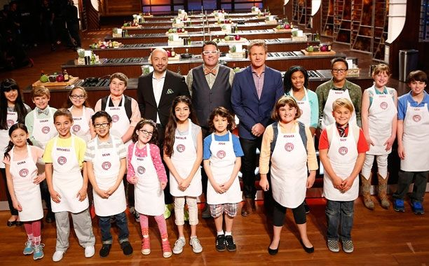 MasterChef Junior' Press Conference in Madrid Photos and Images ...