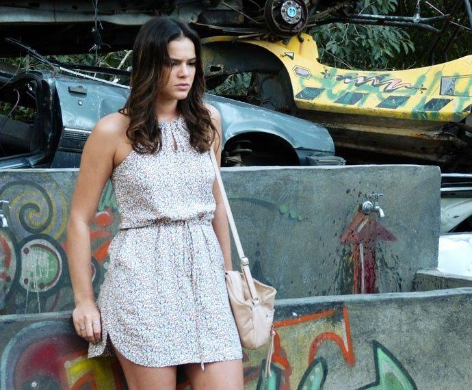 Bruna Marquezine é escalada para série no lugar de Sophie Charlotte