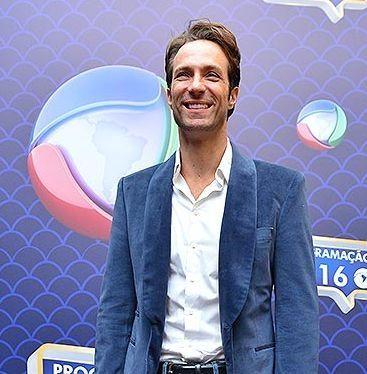 O ator Fernando Pavão. Foto: Divulgação/Record