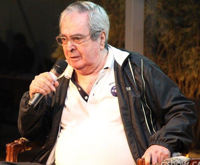 O autor Benedito Ruy Barbosa. Foto: Divulgação/Globo