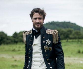 Thomas Johnson (Gabriel Braga Nunes). Foto: Globo