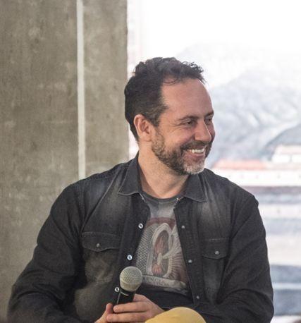 O autor Alessandro Marson. Foto: Globo/Mauricio Fidalgo