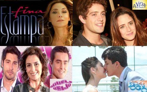 """Novelas: """"Fina Estampa"""" supera recorde de audiência; confira as médias da semana"""
