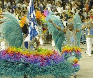 Beija-Flor é a campeão do carnaval carioca de 2008