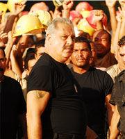 Antônio Fagundes grava primeiras cenas de Duas Caras
