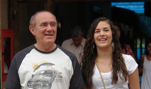 Renato Aragão fala sobre gravações de Acampamento de Férias II