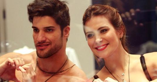 Prova anulada, paredão surpresa e rejeição coloca Kamilla e Marcelo no páreo da eliminação