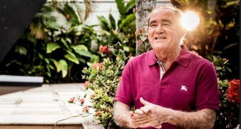Renato Aragão estreia quadro no Vídeo Show