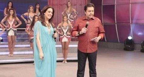 """Claudia Raia agradece Gloria Perez por sua personagem em """"Salve Jorge"""""""