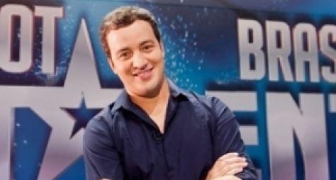 "Baixa audiência de ""Got Talent Brasil"" preocupa a Record"
