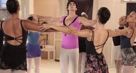 """Show de balé encerra o último capítulo de """"Guerra dos Sexos"""""""