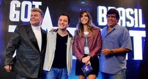 """Em baixa, """"Got talent Brasil"""" estreia fase ao vivo"""