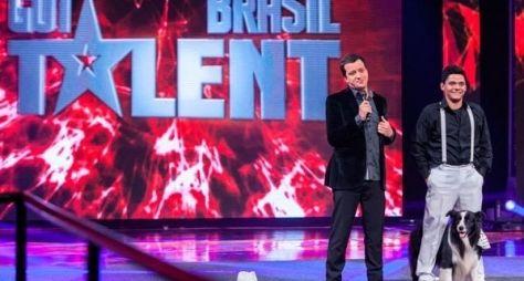 """Com nova fase, """"Got Talent Brasil"""" tem recorde negativo de audiência"""