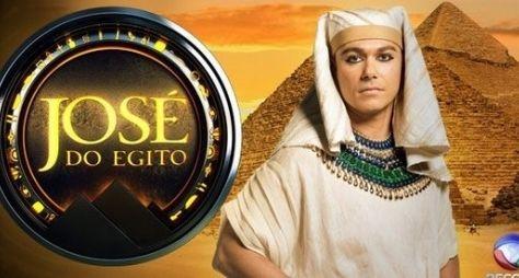 """Minissérie """"José do Egito"""" registra novo recorde negativo de audiência"""